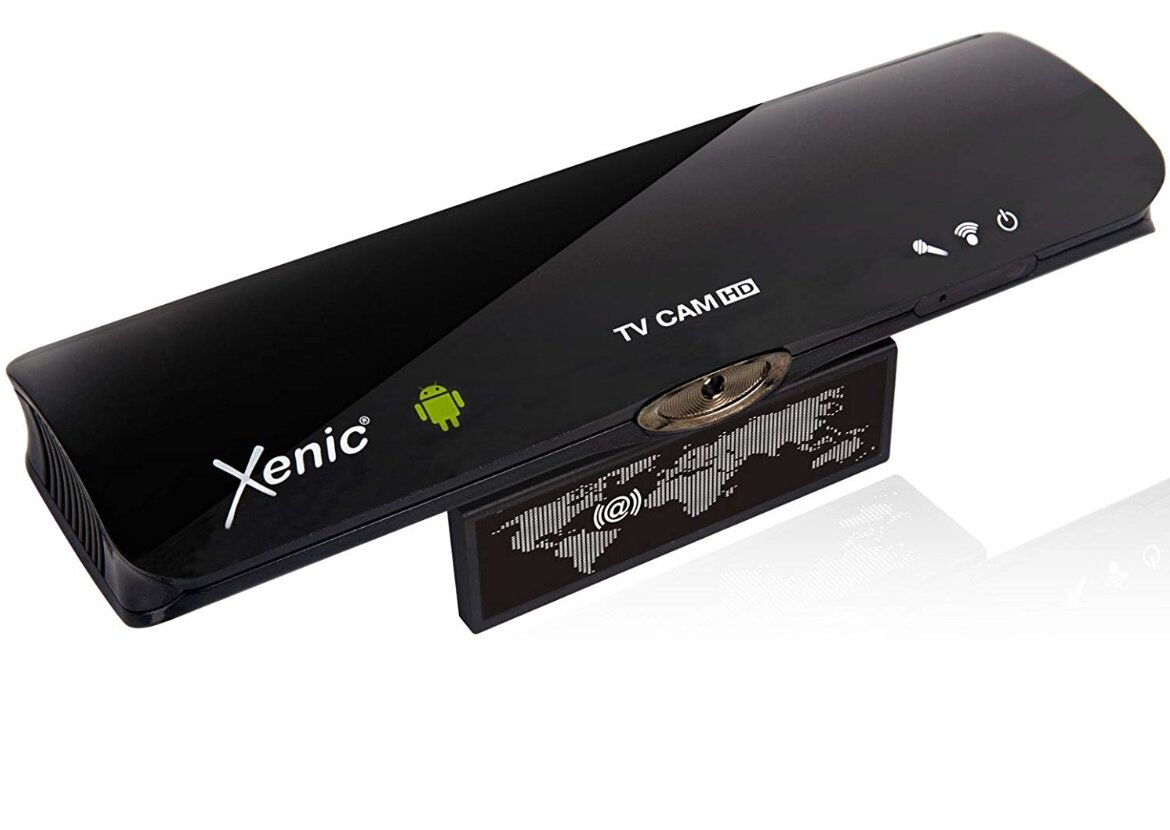 Медиаплеер Xenic Android TV Box QX4