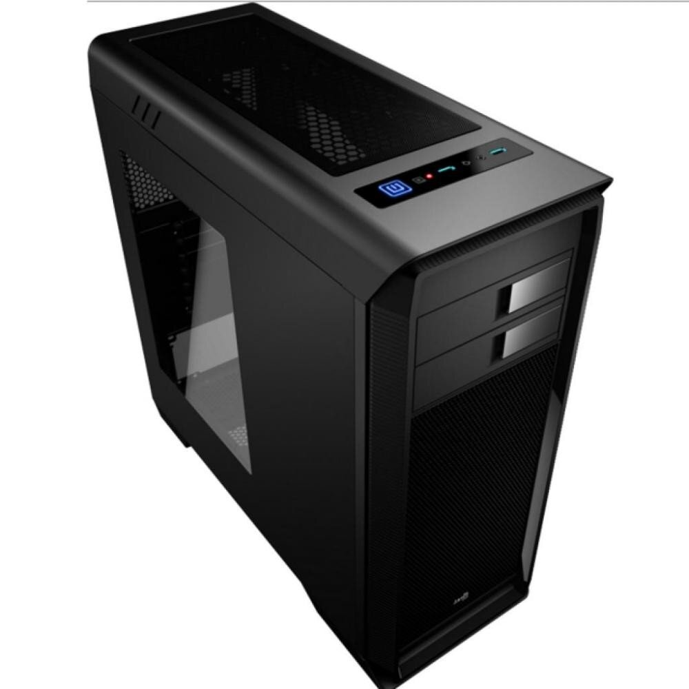 Корпус Aerocool Midi Tower Aero-1000 Black