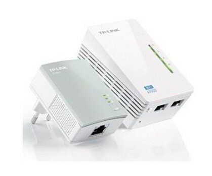 Powerline-адаптор TP-Link TL-WPA4220KIT