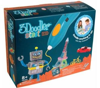 3D-ручка 3Doodler Start (3DS-ESST-MULTI-R-17)