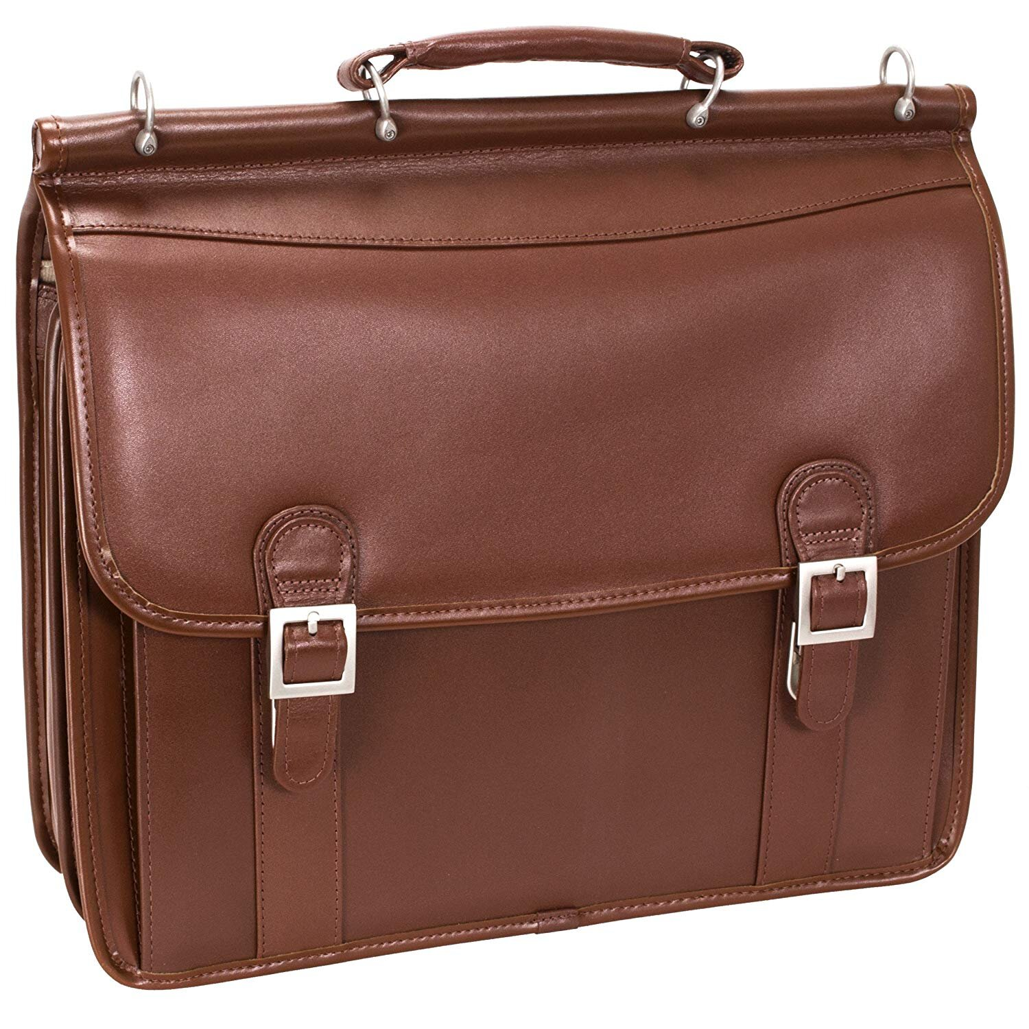 "Портфель McKlein Halsted 15.6"" Brown"