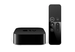 Медиаплеер APPLE TV 4K 64 GB (MP7P2MPA)