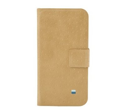 Чохол для смартфона GOLLA iPhone 5/5S Air Slim Folder beige