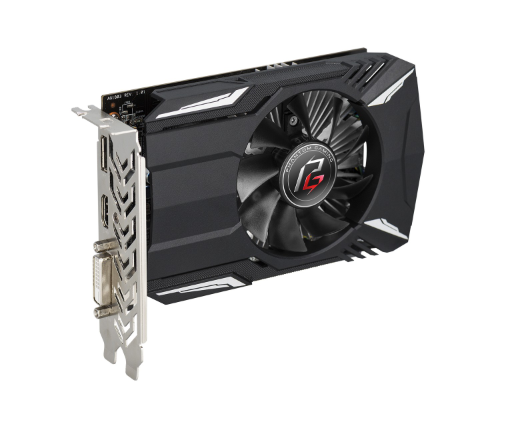 Відеокарта Asrock Phantom Gaming Radeon RX550 2G
